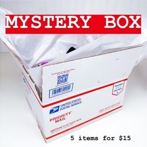 Mystery Reseller Women's Box - 5 items for $15!